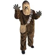 Rubie's Costume Star Wars Deluxe Chewbacca Costume, Medium