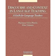 Discourse and Context in Language Teaching by Marianne CelceMurcia ...