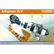 Eduard 8113 - Albatros D.V Profipack 1:48