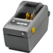 ZEBRA ZD410 - Etiketprinter - thermisch papier - Rol (6 cm) - 203 dpi - tot 152 mm/sec - USB 2.0, USB host, BTLE en 10/100 ethernet