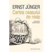 Cartea ceasului de nisip/Ernst Junger