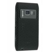 Nokia N8 Mesh Back in-Case - Nokia Hard Case (Black)