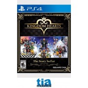 Kingdom Hearts - The Story So Far PS4 Preorder