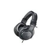 Fone Profissional Audio Technica Ath-m20x DJ Monitor Preto
