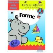 Prima mea carte Snappy - Forme