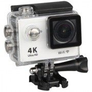 BS 4K HD Action Camera - Black