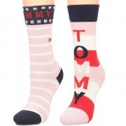 Tommy Hilfiger 2-Pack - Skarpety Dziecięce - 394013001 174