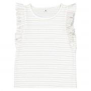 LA REDOUTE COLLECTIONS T-Shirt, Streifen in Glanzoptik, 3-12 Jahre