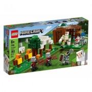 Lego Klocki LEGO Minecraft 21159 Kryjówka rozbójników
