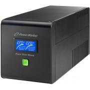 PowerWalker VI 1000 PSW IEC gruppo di continuità (UPS) 1000 VA 4 presa(e) AC A linea interattiva
