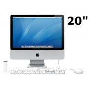 "Refurbished Apple iMac MA877B/A - 20"" 2GB RAM - 2.4GHz Core 2 Duo"