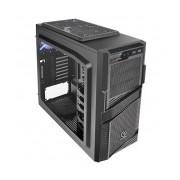 Gabinete Thermaltake Commander G42 con Ventana, Midi-Tower, ATX/micro-ATX, USB 3.0, sin Fuente, Negro