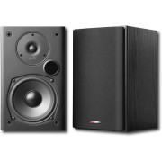 Polk Audio T15 100 Watt Home Theater Bookshelf Speakers (Pair) | Dolby and DTS Surround | Wall-Mountable - Black