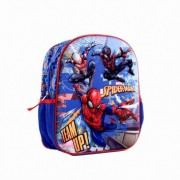 Ghiozdan gradinita 3D Spiderman Ultimate