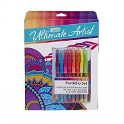RoseArt Ultimate Artist Gel Pen Portfolio Set