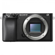 Sony Alpha 6100 APS-C Mirrorless Camera- Body Only Black