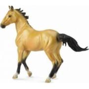 Figurina Cal Akhal-Teke Buckskin XL Collecta
