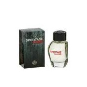 Sportage Classic Eau De Toilette Black Real Time - Perfume Masculino 100ml