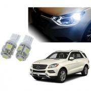 Auto Addict Car T10 5 SMD Headlight LED Bulb for Headlights Parking Light Number Plate Light Indicator Light For Mercedes Benz GLC-Class