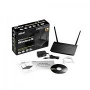 Asus Router Asus Rt-N12 Wireless 300 Mbps 4 Porte Lan Rj-45 10/100 Mbps N