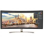 """LG LCD 37.5"""" 38UC99-W IPS 3840x1600 UW sRGB 99% HDMI Display port USB format 21:9"""