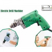 Invento Electric Drill Machine 300 Watt 10mm 2600 RPM Powerful Professional Drill Machine Set