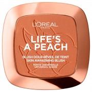 LOréal Paris L'Oréal Paris Blush Powder - Life's a Peach 9g