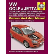 VW Golf Jetta Service and Repair Manual by 4610