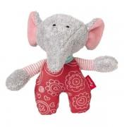 Sigikid® Hochet Sigikid® Peluche Elephant Coton Ele Bele 15cm - Peluches