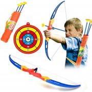 Juguete De Disparo De Arco Y Flecha 360DSC 951C - Multicolor
