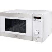 Microondas Teka MWE230G, Blanco, 23 L, 800 W, Grill