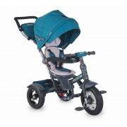 Dječji tricikl Giro Plus plavi