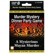 A Mysterious Mayan Murder - Murder mystery gift box - downloadable game for 6 8 10 or 12 players