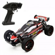 FSTgo Rc Cars High Speed Off-Road Vehicle Drift Crawler Truck 2. 4Ghz 2Wd 1: 20 Remote Control Racing Electric Fast Race Buggy Hobby Car (Red)