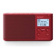Sony XDR-S41DR - Tragbares Radio / DAB+ - Rot