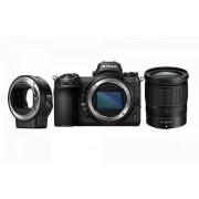Nikon Фотокамера Z 6 + объектив 24-70/4 S + переходник FTZ + 64Gb XQD