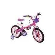Bicicleta Top Girls Aro 16 Nathor