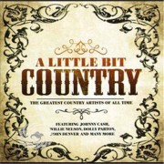 Video Delta V/A - Little Bit Country - CD