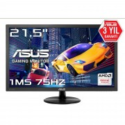 "Asus VP228QG 21.5"" 1920x1080 Full HD 1ms Vesa HDMI DP Gaming Monitör"