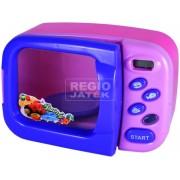 Elemes mikrohullámú sütő lila-rózsaszín 96840