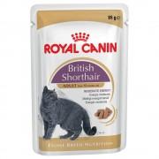 24x85g Royal Canin British Shorthair nedves macskatáp