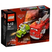 Lego Cars 2 Red s Water Rescue