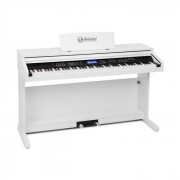 SCHUBERT Subi 88 MK II Keyboard 88 Tasten MIDI USB 360 Klänge 160 Rhythmen weiß