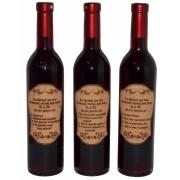 Sticla de vin Cea mai frumoasa varsta