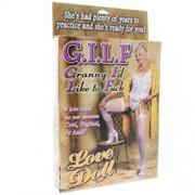 """Кукла """"G.I.L.F."""" Бабичка"""