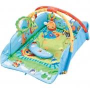 Centru de joaca cu laterale protectoare Safari Sun Baby