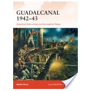 Guadalcanal 1942-43 - America's First Victory on the Road to Tokyo (Stille Mark)(Paperback) (9781472806932)