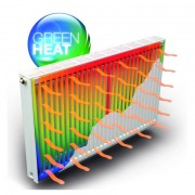 Henrad Premium Eco paneelradiator type 33 - 90 x 90 cm (L x H)