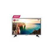 Smart TV 32 LED LG 32LJ600B HD Wi-Fi WebOS 3.5 HDMI USB Bivolt