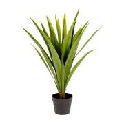 Kave Home Planta Yucca artificial Zelena